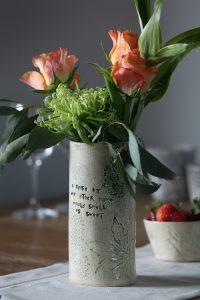Irish Vase