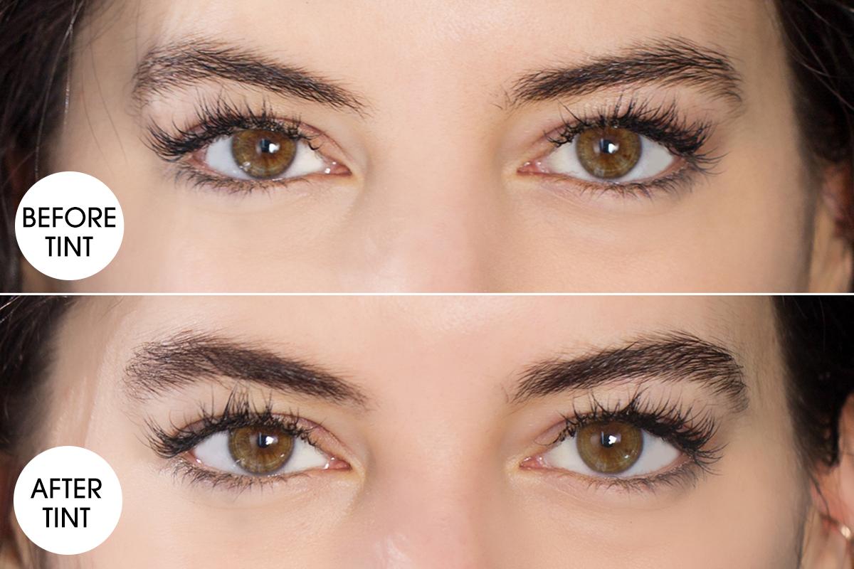 How To Grow Out Your Eyebrows - SarahNajafi.com