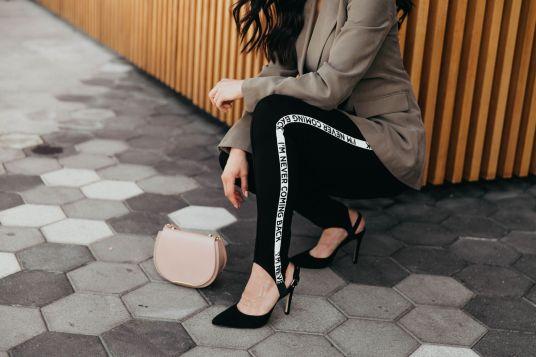 Stirrup-Legging