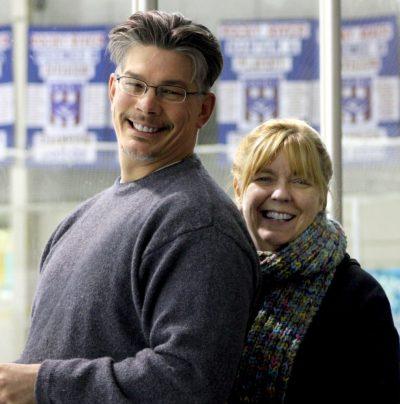 Michael Salinger and Sara Holbrook