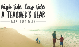 High Tide, Low Tide: A Teacher's Year