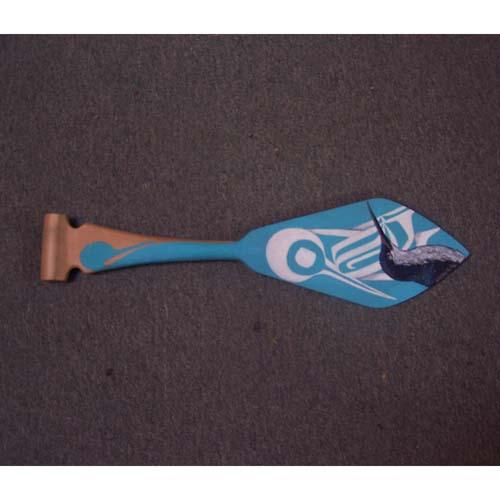 Carved Red Cedar Hummingbird by Josh Davidso - Haida Arts and Jewellery Masset BCn