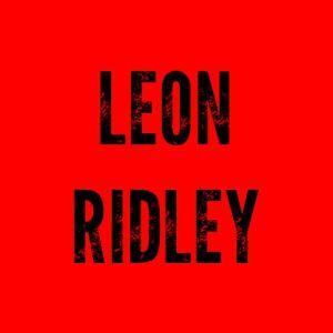 Leon Ridley