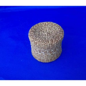 Red Cedar Basket with Lid by Maxine Edgars