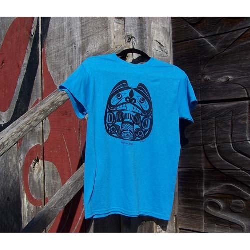 T-shirt Beaver Design by Bill Reid