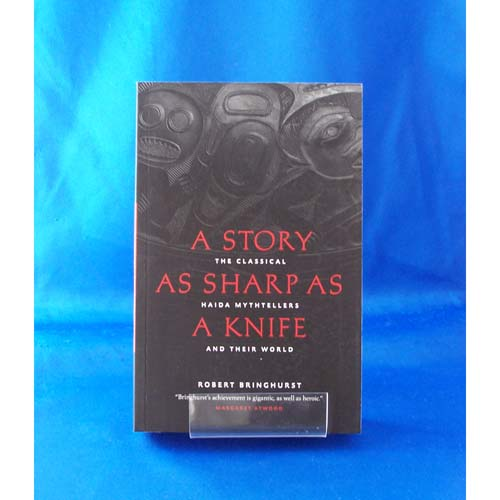 Book-A Story As Sharp As A Knife