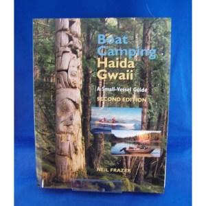 Book-Boat Camping Haida Gwaii