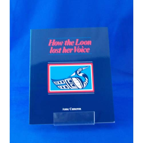 Book-How The Loon Lost her Voice