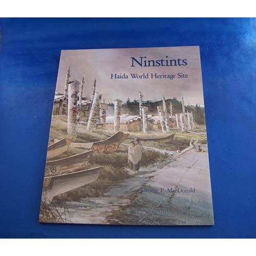 Book-Ninstints Haida World Heritage Site