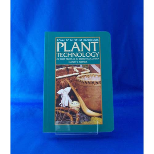 Book-Plant Technology of First Peoples in BC