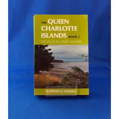Book-QC Islands Vol.2 Places and Names
