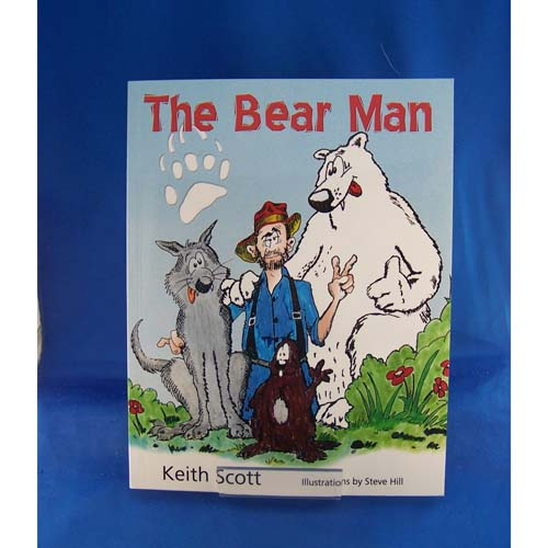 Book-The Bear Man