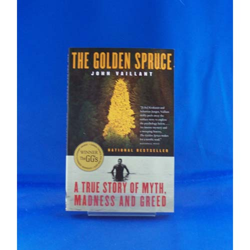 Book-The Golden Spruce