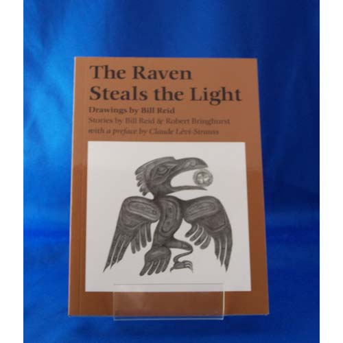 Book-The Raven Steals the Light