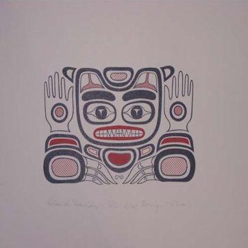 Haida Bear