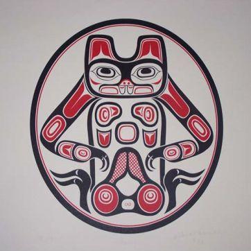 Haida Beaver