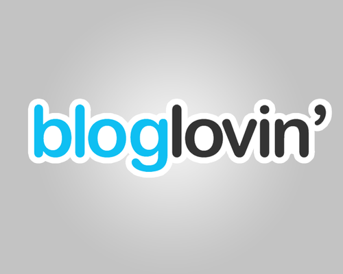 You can now follow this blog on Bloglovin!