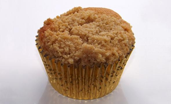 Apple & Cinnamon Crumble Cupcakes