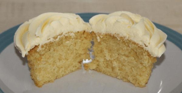 Dairy Free Vanilla Cupcake Recipe