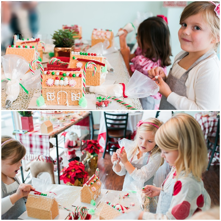 Gingerbread House Decorating Party Sarah Sofia Productions 17