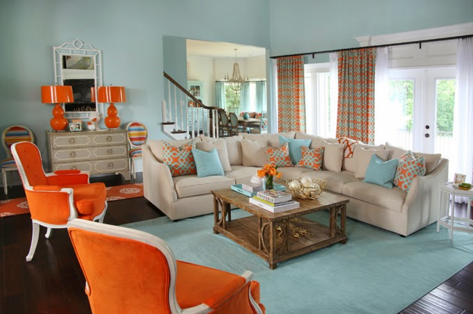 Family Room Refresh Inspiration