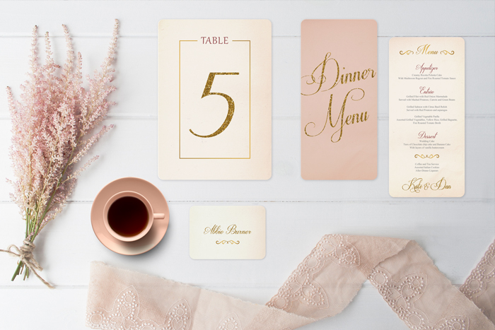 9 Weddig Trends inspired by Pantone's Colors of The Year: Invitation