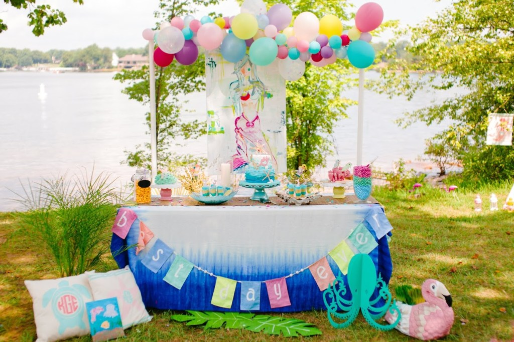 Mermaid Bash via Sarah Sofia Productions