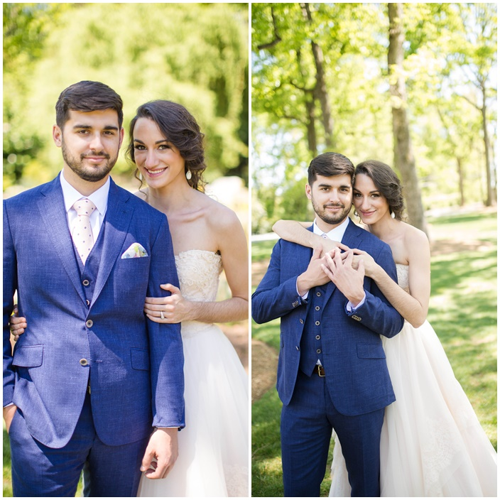 Pantone Pastel Inspired Wedding via Sarah Sofia Productions 2