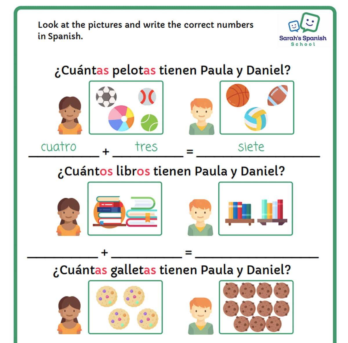 Elementary Spanish 2
