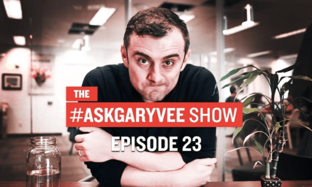 That Time Gary Vaynerchuk Gave Me the Best Advice Ever