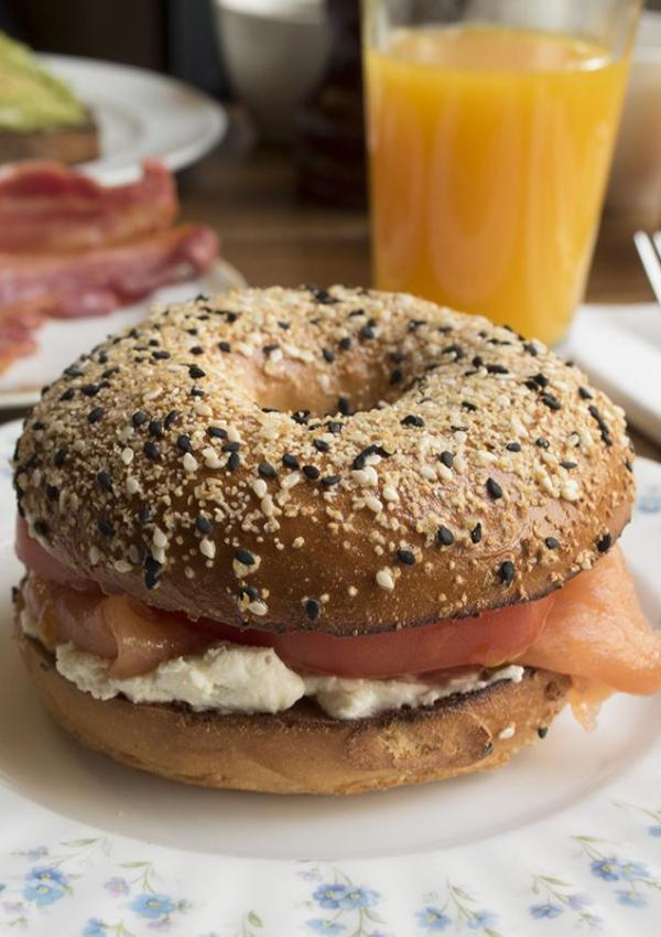 Hubbard and Bell Brunch Review London