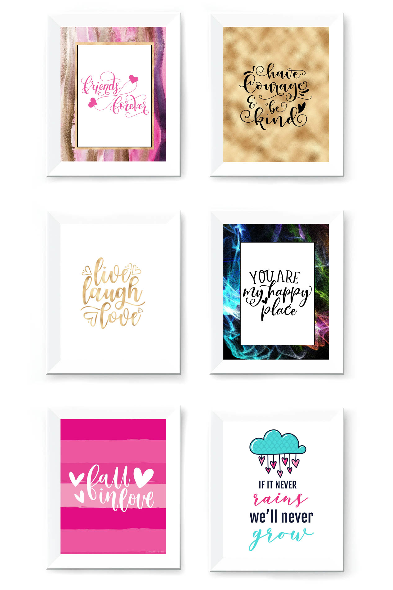 Free Printable Wall Art To Download Now