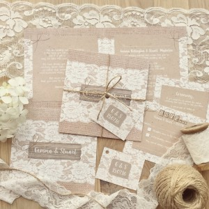 Featured Wedding Invitation Design Rustic Shabby Chic By Tango Weddinglovely Blog