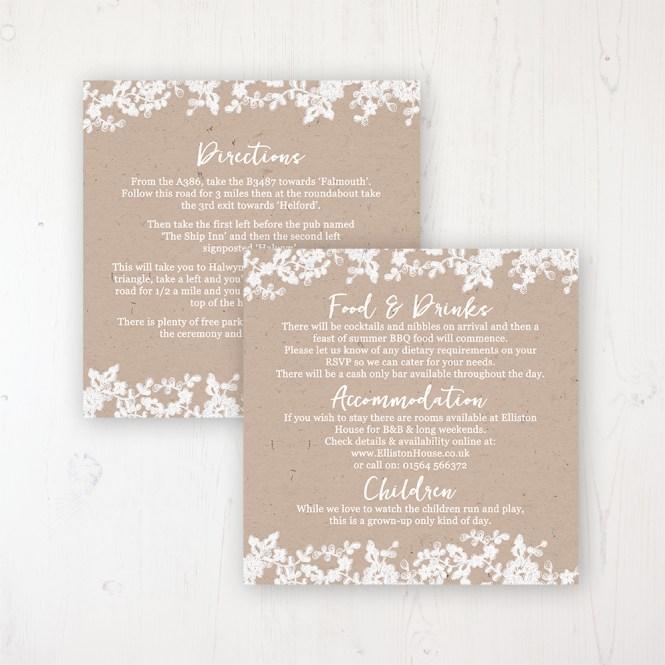 Back Of Wedding Invitation Cobypic Com