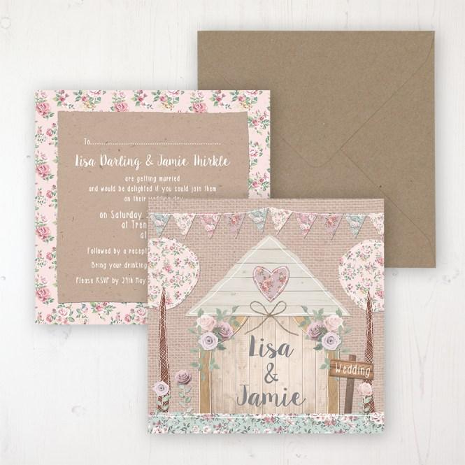 Rustic Barn Wedding Invitations Sarah Wants Stationery