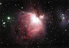 ภาพ Orion Nebula หรือ M-42