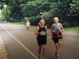 Sara Kurth TC Marathon 1998