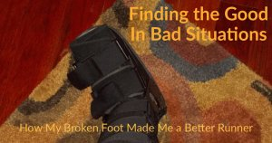 Broken Foot Silver Lining