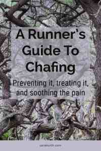 Runners Guide To Chafing
