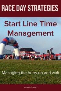 Start Line Time Management