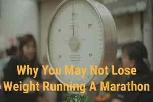 Why You May Not Lose Weight Running