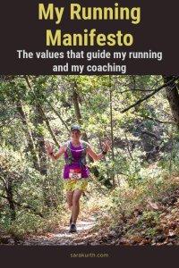 Running Manifesto