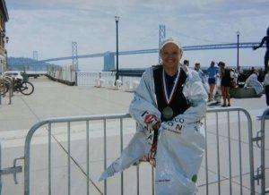 San Francisco Marathon Finish
