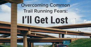 getting lost trail running