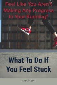 No Running Progress