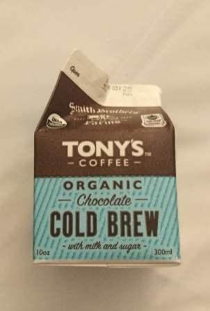 Tonys Coffee Cold Brew