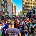 Overheard at the marathon expo