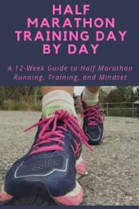 half marathon training day by day