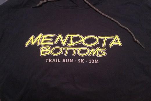 Mendota Bottoms 10 mile race