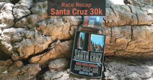Santa Cruz 30k Trail Race